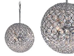 Sphere Ceiling Light by Firstlight Vienna Fine Crystal Ball Ceiling Light