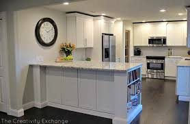 Galley Kitchen Remodel Before And After Ikea Kitchen Remodel Before And After Caruba Info