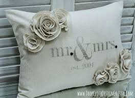 mr and mrs pillow amazing mr and mrs pillow and personalized s throw pillow 74 pillows