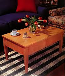 Wood Coffee Table Plans Free by 101 Simple Free Diy Coffee Table Plans