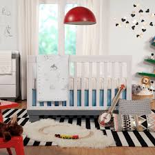 Convertible Crib With Toddler Rail by Babyletto Modo 3 In 1 Convertible Crib With Toddler Rail Walmart Com