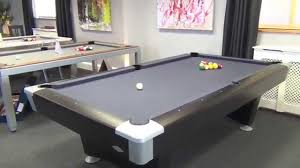 brunswick slate pool table brunswick black wolf pool table youtube