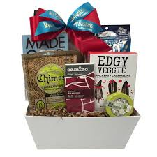 healthy gift basket ideas gift basket with gluten free products my baskets toronto