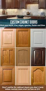Make Custom Cabinet Doors Raised Panel Doors Cabinet Door Construction And