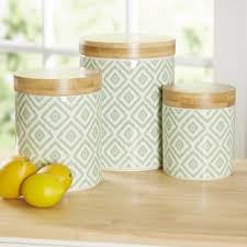 yellow kitchen canisters canisters jars birch