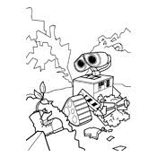 walle coloring pages coloring page wall e pixar 6332