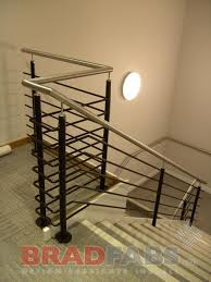 Difference Between Banister And Balustrade Steel Fabricators Of Balconies Staircases Balustrades Designed