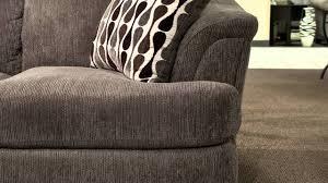 Corinthian Sofa Corinthian Cruiser Gray Sofa And Loveseat Set Youtube