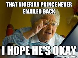 Nigerian Memes - image 512413 nigerian scams know your meme