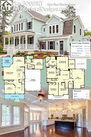 one story farmhouse one story open floor plans pole barn homes floor plans