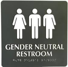 Bathroom Symbols A Restroom Pictogram That Sends The Wrong Message Lgbt Weekly