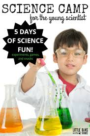summer science experiments and activities for kids