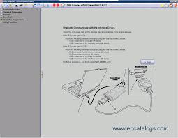 isuzu idss isuzu diagnostic service system 06 2009 diagnostic