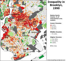 New York Boroughs Map by Where Do Middle Class New Yorkers Live Curbed Ny