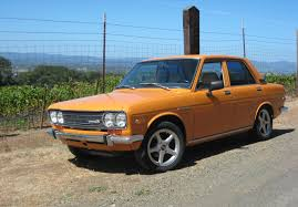 sleeper sedan sr20det swapped 1973 datsun 510 bring a trailer