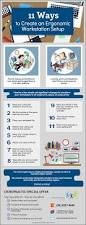 11 ways to create an ergonomic workstation setup 2x png