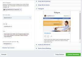 tutorial cara membuat iklan di facebook membuat iklan di instagram untuk mempromosikan bisnis anda