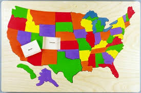 us map puzzle wood amazoncom ryans room usa map puzzle toys back to school