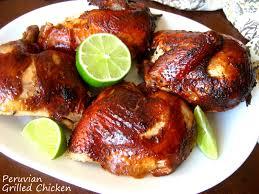 home cooking in montana pollo a la brasa and aji verde sauce
