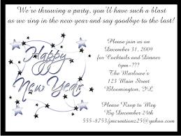 happy new year invitation happy new years party invitations