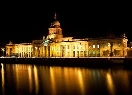 bureau de douane le bureau de douane dublin photo stock éditorial image du fleuve