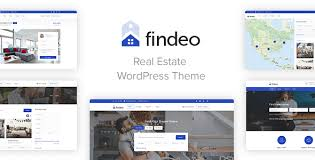 findeo real estate wordpress theme by purethemes themeforest