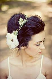 flower hair how to wear flowers in your hair inspiration for the boho