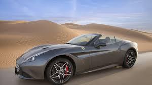 Ferrari California Hatchback - ferrari california t deserto rosso showcased video