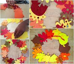 thanksgiving wreath for