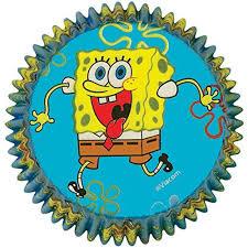 spongebob birthday cakes amazon com