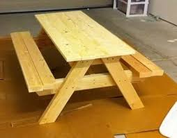 Plans For Wooden Picnic Tables by Best 25 Toddler Picnic Table Ideas On Pinterest Farmhouse Kids
