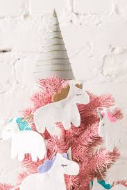 make the most magical unicorn tree of all time brit co