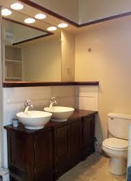 Bathroom 5 Light Fixtures Bathrooms Design Bathroom Vanities 5 Light Bath Fixture Mirror