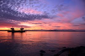 West Seattle Blog West Seattle Crime Watch Burglaries by Beautiful Sunset Pics From Last Saturday