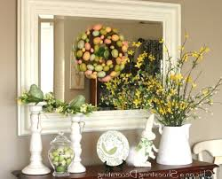 easter mantel decorations decorations easter egg decorating ideas crafts easter