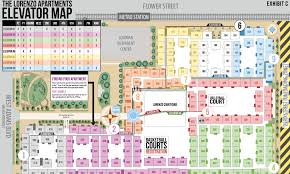 Map Southern California Lorenzo Move In Info Southern California Student Housing