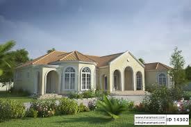 Buy House Plans by Cordova House Plan In Yucatan Mexico Weber Design Group Front Of