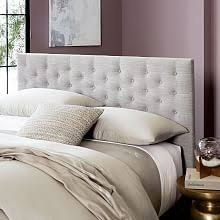 Bed With Headboard How To Make A Faux Bed Headboard Bestartisticinteriors