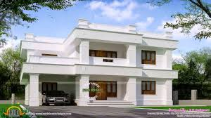 concrete house plans flat roof youtube