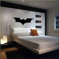 large dark knight batman logo wall decor sticker free shipping