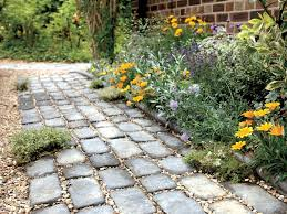 how to choose materials for garden pathways hgtv