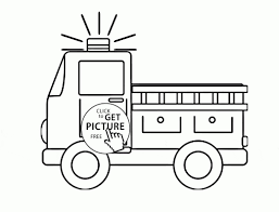 cute fire truck coloring page fire truck coloring page image 13