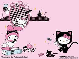 hello kitty loft hello kitty sweet halloween wallpaper