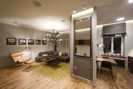 studio apt decor apartment cool studio apartment inside black white decor open