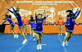 top honors for doral west kendall at orange bowl yfa cheer