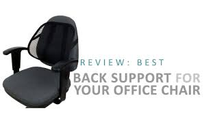 Office Chair Back Support Design Ideas Best Back Support For Office Chair Crafts Home