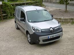 voiture occasion renault kangoo express renault kangoo ze grand confort un utilitaire électrique