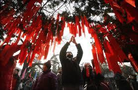 Wish Tree 10 000 Blessings Feng Shui Blog Make Your Own Feng Shui Wishing Tree