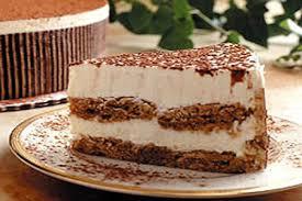Торт   мороженое «под куполом» из безе