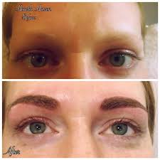 ecuri semi permanent eyebrows howth haven beauty